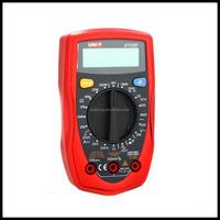 high quality DMM UT33D digital multimeter, palm size universal meter. AVO meter
