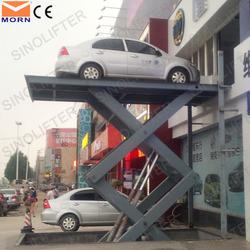 4t 3m car lifting hydraulic lift