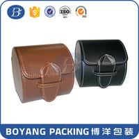 PU Leather Watch Packaging Box Manufactory in Shenzhen