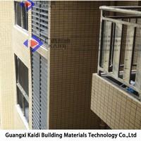Galvanized Steel Not Rolling Window Rolling Shutter