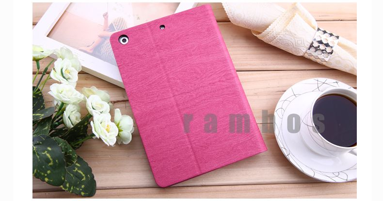 7.9 inch Tablet PC Protective Stand Magnetic PU Leather Case Smart Cover for iPad mini for iPad mini 2