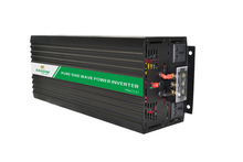 Single Phase Pure Sine Wave DC To AC Power Inverter 5000W 5KW