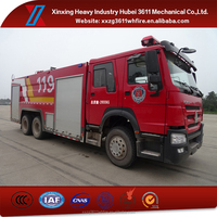 Contemporary Hot Selling Emergency Rescue 15000L Fire Truck Manufacturers Europe
