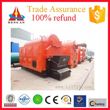 Fiji Government China partner Hengan boiler made in china timber waster fired steam boilerwith ISO BV,CE trade assurance