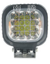 High bright 48w led work light IP67 hot sell led motorcycle offroad for car jeep ship suv