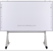 Multitouch interactive smart white board for school and office