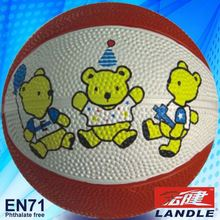 Standard Size portable basketball system