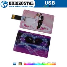 Customize It! Our Wedding Memories USB Flash Drive Swivel USB 2.0 Flash Drive
