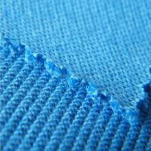 twin yarn digonal 100% cotton fabric for clothing