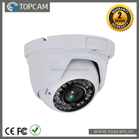 1.0 MP 720P HD AHD Dome Camera with 2.8-12mm vari-focal lens Night Vision 30M