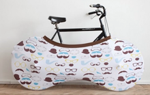 Half Stretch Bicycle indoor cover bike cover