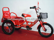 Made in china factory new product kids tricycle