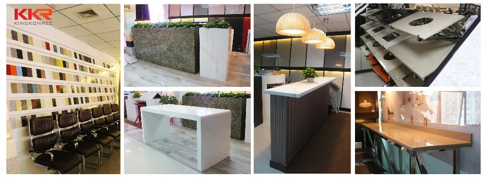 Solid surface show room