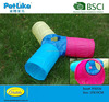 2015 China hot sale pet products Eco-friendly agility play tunnel for cats dogs