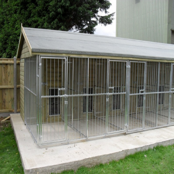 X Used Outdoor Dog Kennels For Sale