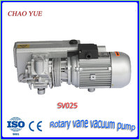 SV025 rotary vane vacuum pump for mobile vacuum pump type milking machine
