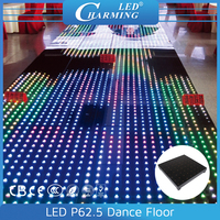 Full Color Tube Chip Color and animation, graphics,video Display Function led dance floor mat