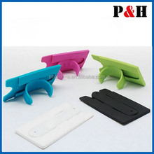 Touch U Desktop Silicone Mobile Phone Holder Cell Phone Holder in Funny Design