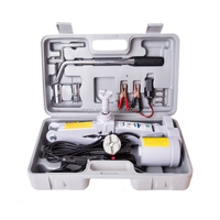 Wireless remote control Auto electric hydraulic jack car lift SUV tire repair tools kit