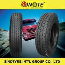 sunote brand China 11r22.5 deep pattern truck / trailer tires