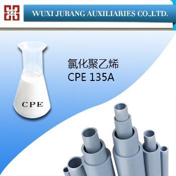 Cpe 135 ( polyéthylène chloré ) pour panneau de pvc