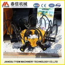 concrete pile cutter KP315A, concrete pile cutting machine, concrete cutting machine