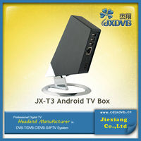 Quad Core Android TV Box RK3188 with HD A9 CPU, Pre-installed XBMC, DLNA, OEM Available in Roofull