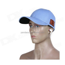 Blue BM010 Fashionable Wireless Music Bluetooth Baseball Caps Smart Hat with Hands-free Calls
