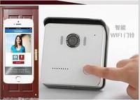 2015 Remote Doorbell Ip Video 720P Door Phone Wireless Alarm System