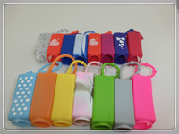 hot sale Silicone Holder/hand Sanitizer Cover/Case with good price