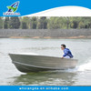 High speed v hull aluminum boats for fishing