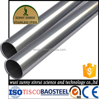 316l 1 schedule 40 food grade stainless steel pipe