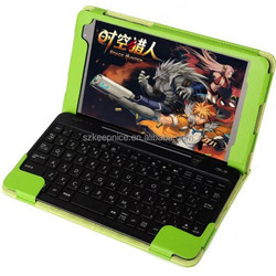 Custom Made Leather Tablet Cover Case for Asus T90 Chi 8.9 Inch Tablet PC Leather Case With Keyboard Tablet Cover