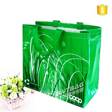 t shirt shopping bags/reusable bags pp wvoen bag/woven shopping bag