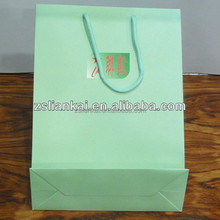 MEIZU Silk Sceen Printed Paper Bag for Cell Phone Packaging