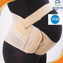 Hot new products for 2015 FDA CE ISO BV approved Waist Abdomen Support breathable maternity belly band AFT-T003