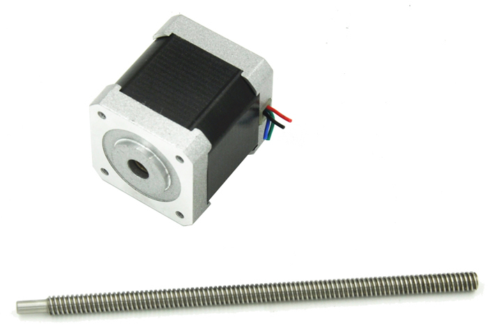 Hybrid Mini Linear Actuator From Chengdu Fuyu Technology