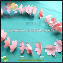 DIY flores de peonía tela del color del muti