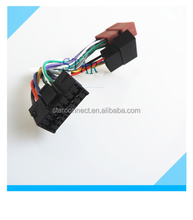 16 pin automotive JVC audio car wire harness manufacturer