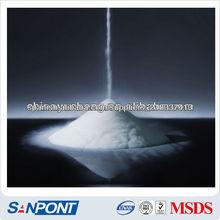 SANPONT Gel de sílice cromatografía en columna de alto grado de agentes químicos Auliliary grado industrial