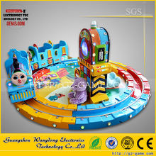 2015 WD-A37 kids amusement rides children amusement park electric trains for sale
