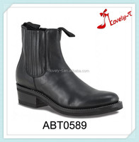 Best quality men marching ankle boots comfort liberty jungle low heel boots