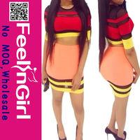 2014 newest fashion knee sexy cut out bandage dress wholesale