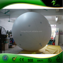 Supplying cheap price wonderful inflatable helium balloon with good feedback