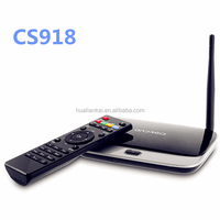 Hot sell media player free arab sex movies cs918s cs918 rk3188 Quad core With UK US EU plug 2G + 8G