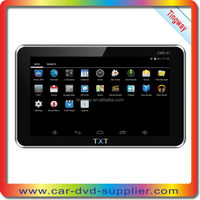 """Big promotional Portable device 7"""" android gps reverse camera high definition"""