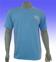 custom bulk plain men fancy embroidery pima cotton tshirts
