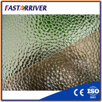 colored coated embossed aluminum sheet