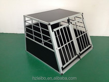 2015 fashion outlook double-door dog cage