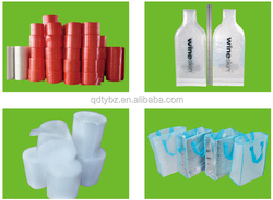 Customized Bubble air cushion film/ bubble sealing film/ bubble film air dunnage bag
